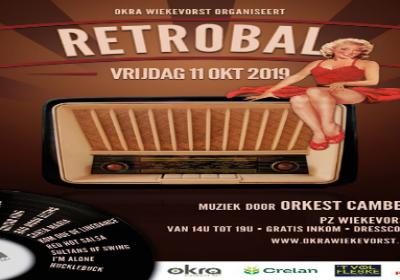 Retrobal 2020 op 9 oktober